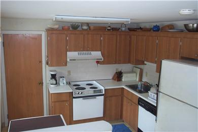 East Falmouth, Great Harbors Cape Cod vacation rental - Kitchen