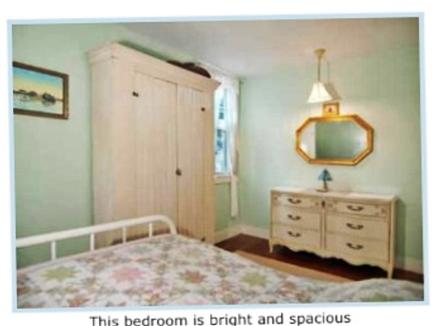 West Harwich Cape Cod vacation rental - This bedroom is bright and spacious