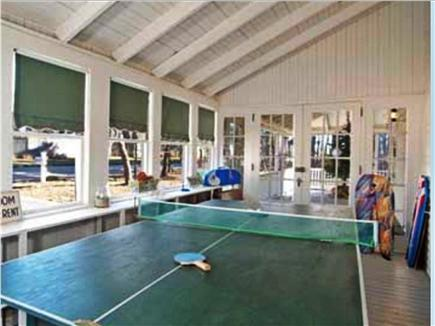 West Harwich Cape Cod vacation rental - Game Room