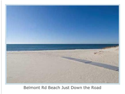 West Harwich Cape Cod vacation rental - Belmont Rd Beach Just Down the Road