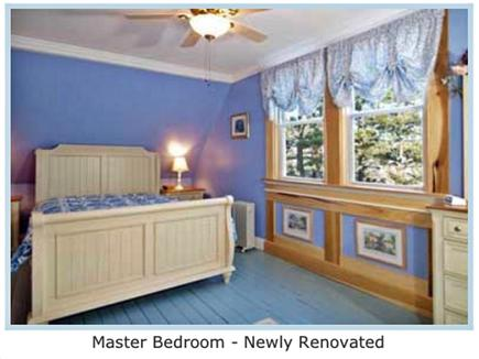 West Harwich Cape Cod vacation rental - Large Master Bedroom