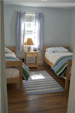 Orleans Cape Cod vacation rental - Front Bedroom - Two Twins