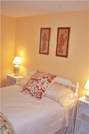 Orleans Cape Cod vacation rental - Back Bedroom - One Double/Full