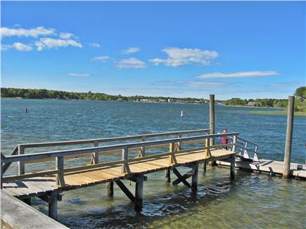 West Dennis Cape Cod vacation rental - Walk 2 minutes to town landing dock, great kayaking, fishing