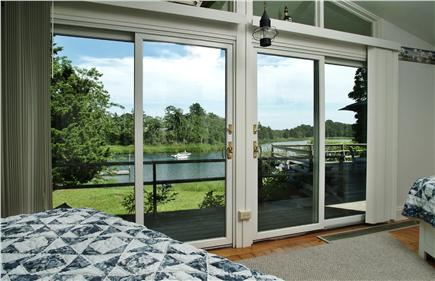 Orleans Cape Cod vacation rental - View from one of the bedrooms