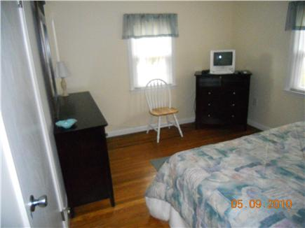 West Yarmouth Cape Cod vacation rental - Large Bedroom with TV/DVD