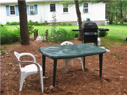 Yarmouth Port Cape Cod vacation rental - Picnic area