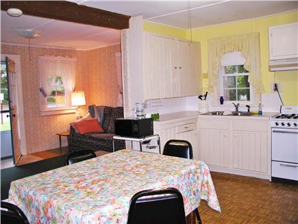 Yarmouth Port Cape Cod vacation rental - Kitchen and dining area