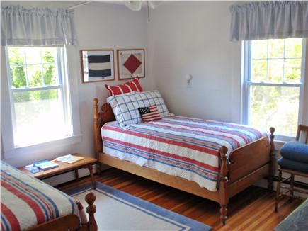 Harwichport Cape Cod vacation rental - Bedroom #3 - twin beds
