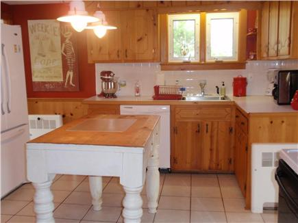 Harwichport Cape Cod vacation rental - Spacious kitchen
