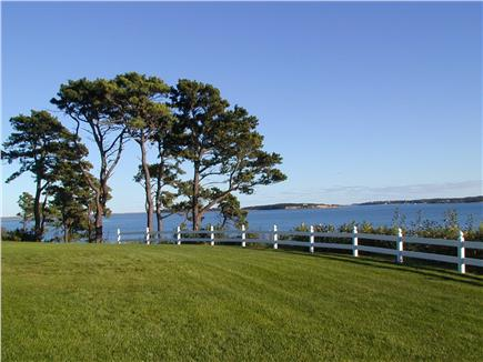 Orleans Cape Cod vacation rental - View from the lawn looking east towards Nauset Beach