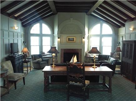 Orleans Cape Cod vacation rental - Spacious, grand living room with seats for al