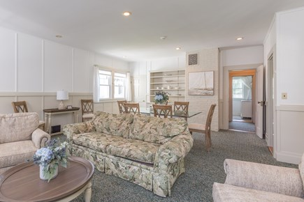 Orleans Cape Cod vacation rental - The family room.