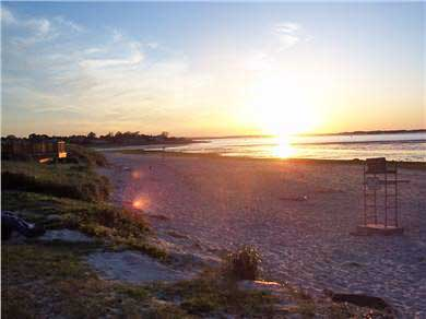 Barnstable Cape Cod vacation rental - The gentle water at Millway Beach is perfect for swimming