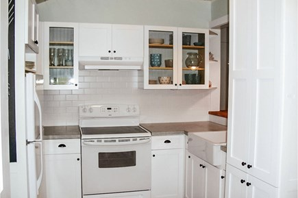 Barnstable Cape Cod vacation rental - Custom kitchen with everything you need for meals at home