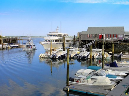 Barnstable Cape Cod vacation rental - Mill Way Marina with Whale Watch, Charter Fishing, Restaurants