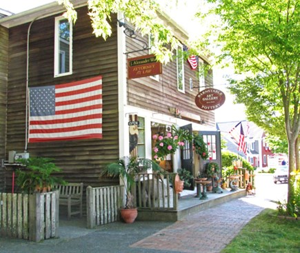 Barnstable Cape Cod vacation rental - Walk to historic Main St. shopping, restaurants, museums & more