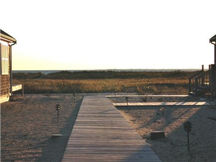 Truro Cape Cod vacation rental - Steps to the beach