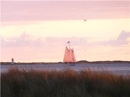 Truro Cape Cod vacation rental - Sunset