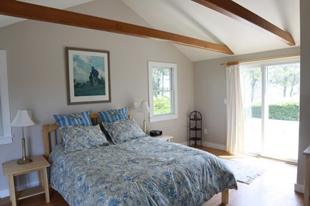 West Chatham Cape Cod vacation rental - Master Bedroom