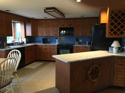 West Chatham Cape Cod vacation rental - Kitchen