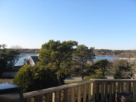 West Chatham Cape Cod vacation rental - View form Deck
