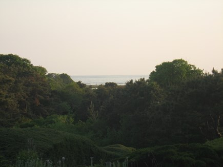 West Chatham Cape Cod vacation rental - View from Deck