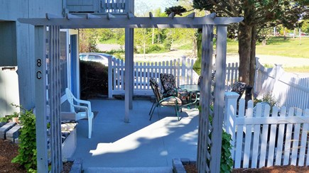 Yarmouth, Hyannis Cape Cod vacation rental - Lovely private patio