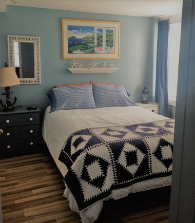 Yarmouth, Hyannis Cape Cod vacation rental - Master bedroom w/ en suite