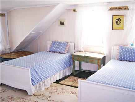 West Dennis Cape Cod vacation rental - Bedroom 2nd floor twin beds