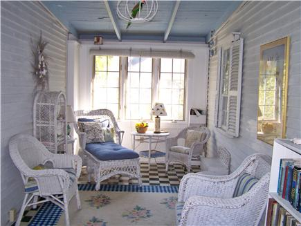 West Dennis Cape Cod vacation rental - Breezeway
