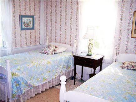 West Dennis Cape Cod vacation rental - Bedroom 1st floor twin beds