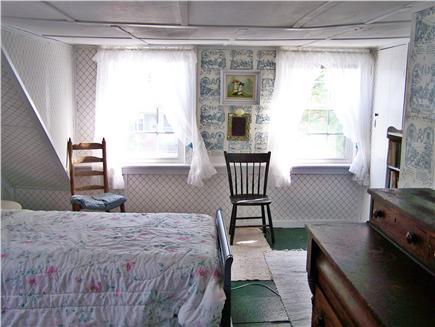West Dennis Cape Cod vacation rental - Open Bedroom 2nd floor twin beds