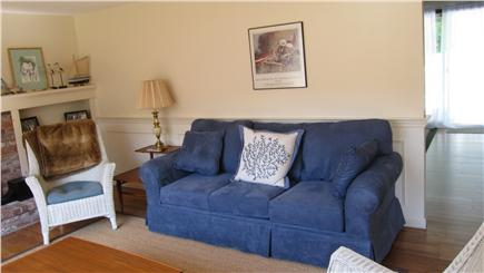 Barnstable Cape Cod vacation rental - Comfy Couch