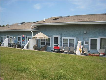Chatham Cape Cod vacation rental - Barbecue  patio area