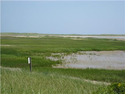 Chatham Cape Cod vacation rental - Looking across to South Beach