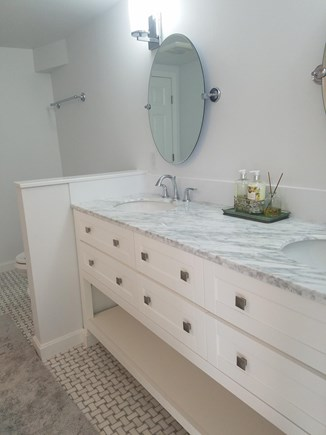 Orleans Cape Cod vacation rental - New master bathroom