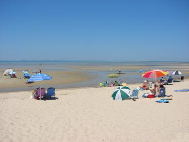 Brewster Cape Cod vacation rental - Spend the day at one of Brewster's Bay beaches