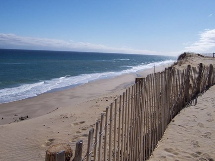 Brewster Cape Cod vacation rental - Many pristine bay side & ocean beaches 5 to 15 minutes from house