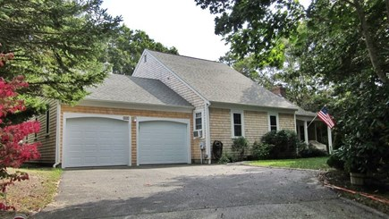 Brewster Cape Cod vacation rental - Front of the 'House on Holly'. Your home away from home!