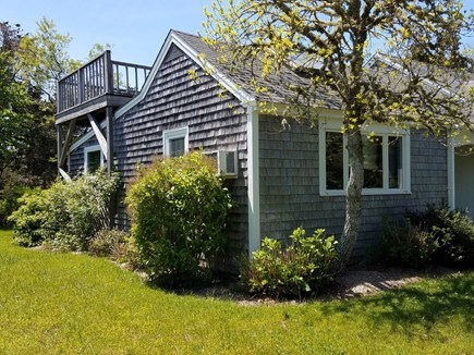 Eastham Cape Cod vacation rental - Unit form side