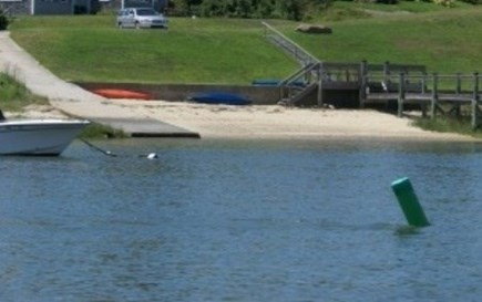 Eastham Cape Cod vacation rental - Beach at end of street