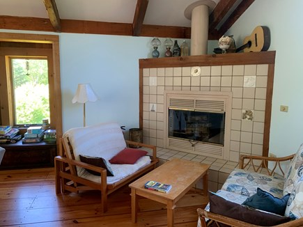 "East Orleans Cape Cod vacation rental - Partial photo of our ""great room""."