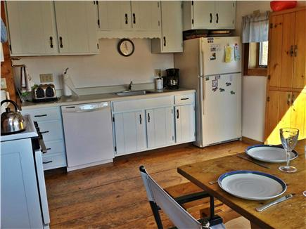 East Orleans Cape Cod vacation rental - Eat-in kitchen