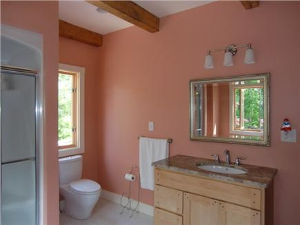 9 Pond Road, Orleans Cape Cod vacation rental - Master bath (2nd Level)
