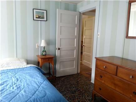 Woods Hole Woods Hole vacation rental - The second upstairs bedroom has a double bed.