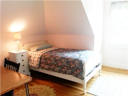 Woods Hole Woods Hole vacation rental - Third upstairs bedroom is a large space with two single beds.