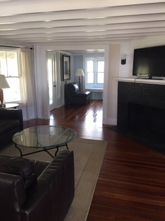 Plymouth, Manomet MA vacation rental - Living and study room