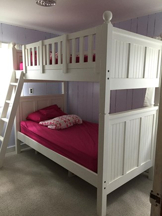 Falmouth Cape Cod vacation rental - Bunk Beds
