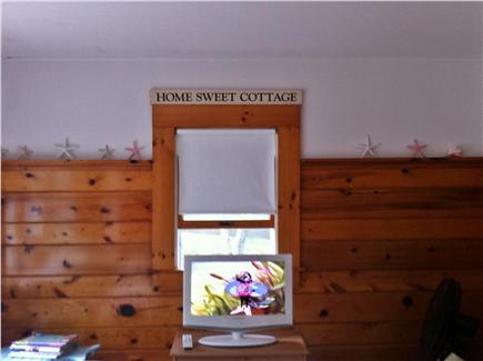 Falmouth Cape Cod vacation rental - TV & Wifi Capacity